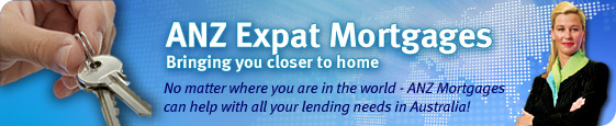 ANZ Expat Mortgages