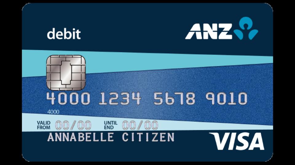 ANZ Visa Debit Card | Vanuatu | ANZ