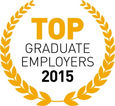 Top Graduate Employees Logo