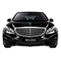 Complimentary airport limousine transfers