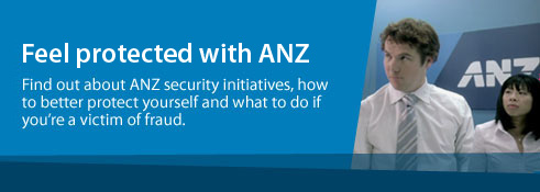 ANZ Fraud and Security Centre