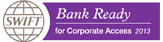 SWIFT Bank Ready logo