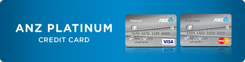 ANZ Platinum Card