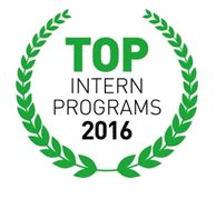 top intern programs 2016