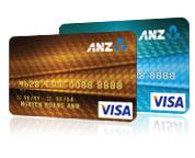 Thẻ Tín Dụng ANZ Visa Chuẩn và Vàng