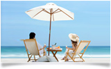 Complimentary Travel insurance up to US$500,000