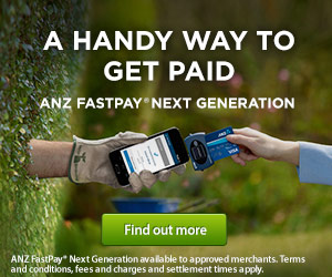 ANZ FastPay next generation for business a handy way to get paid