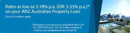 ANZ Property Loans. Flexible and convenient options to help you move.