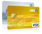 ANZ Corporate and Purchasing Cards