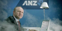 ANZ Security Gas TV Ad