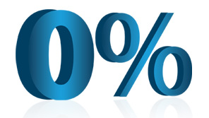 0% installments with ANZ credit card