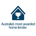 Australia's most awarded home lender.