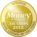 Home lender of the year 2012