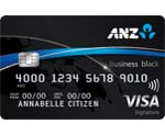 ANZ Business Visa Debit Cards
