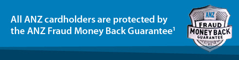 ANZ Fraud Money Back Guarantee