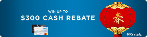 Win up to $300 cash rebate.