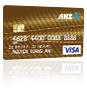 ANZ Visa Gold Credit Card