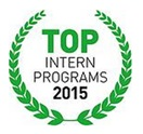 Top intern program logo