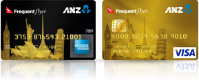 ANZ Frequent Flyer Gold