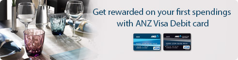 ANZ Debit Card